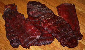 Hot Pepper Jerky