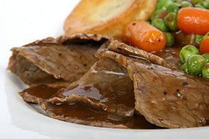 Top Round (Roast Beef)