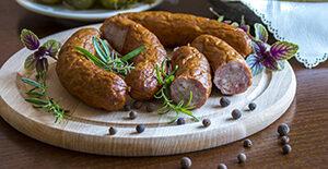 Fresh Chorizo Bison Sausage